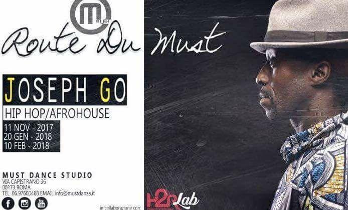 Route Du Must  Hip Hop-AfroHouse with JosephGo