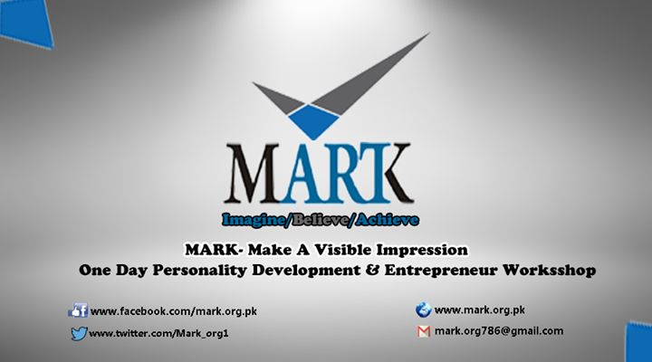 Mark- Make a Visible Impression