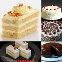 MasterClass Cakes &amp Pasteries (Eggless)
