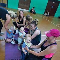Sweaty Mama Launch - Darwen Central Utd Ref Church