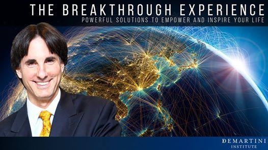 Seminar  The Breakthrough Experience