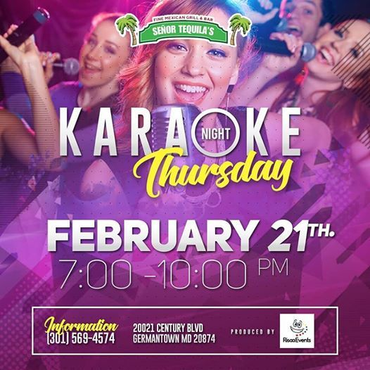 Karaoke Night Thursday