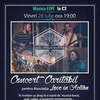 Concert caritabil The Ineloquent pentru Proiectul ACAS