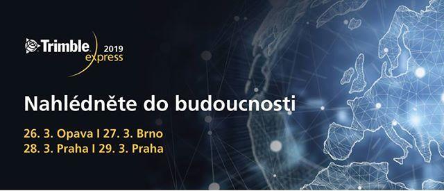 Trimble Express 2019 Brno