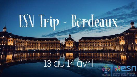 Sold out ESN Trip - Bordeaux