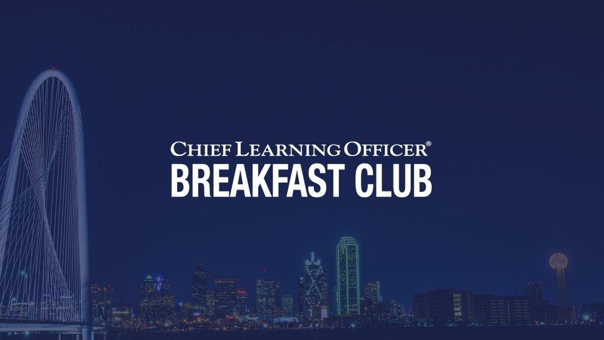 CLO Breakfast Club - Dallas 2019