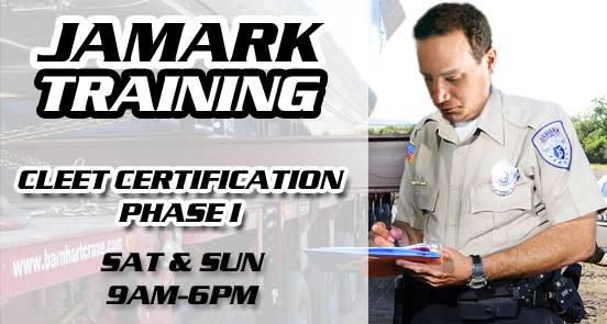 CLEET Phase I Training at Jamark, LLC., Lawton