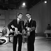 Everly Brothers Internationals UK Rock n Roll Party