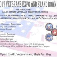 Clark County Veterans Expo and Stand Down