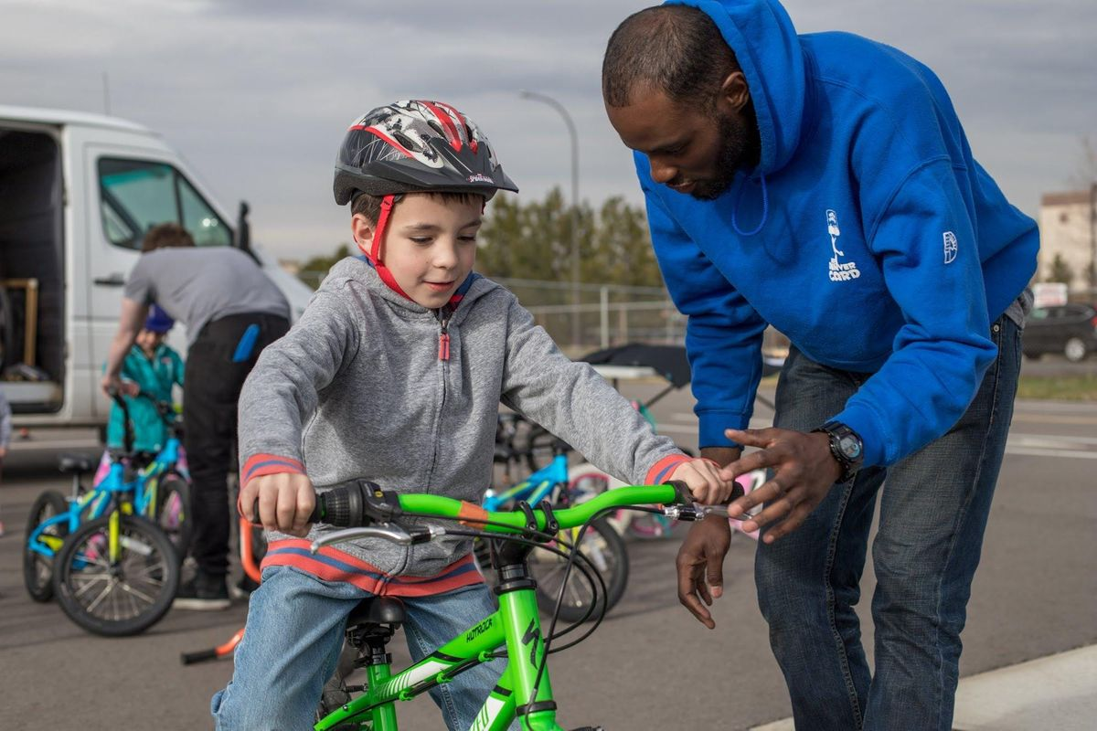Youth Learn To Ride Lesson Wednesday April  17th 2019