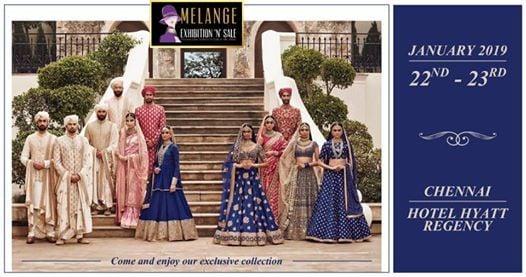 Melange Exhibition and Sale Chennai