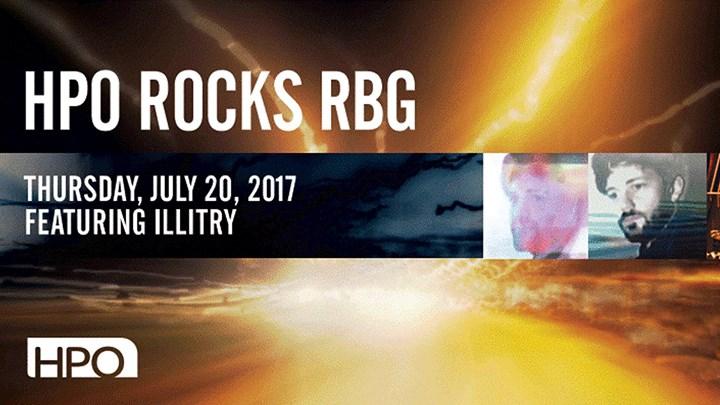 HPO Rocks RBG feat. Illitry