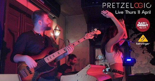 Pretzelogic [Live] at Radio Beirut