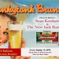 Honkytonk Brunch w Sean Kershaw &amp NJR
