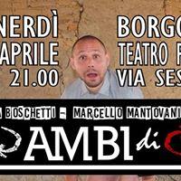 Spettacolo Musicale Teatrale - Borgosesia Teatro Pro Loco