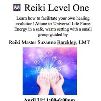 Level 1 Reiki Attunement