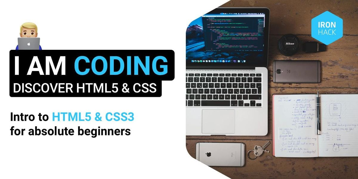 Intro to Web Development Code Your Personal page (for beginners)