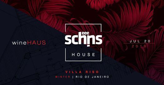 Scheeeins House at WineHAUS   Closing WineHAUS 2019 Villa Riso