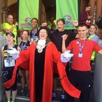 Winchester Half Marathon 2017