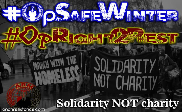 OpSafeWinter January 2017 (Part 2)