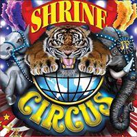Shrine Circus 2017 - Douglas WY