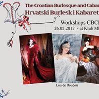 Workshops CBCF Klub Mladih 26.05.2017