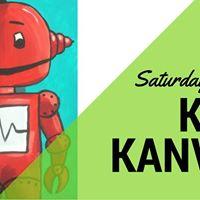 Kids Kanvas Robot
