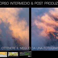 Corso Intermedio &amp Post Produzione Digitale -2017