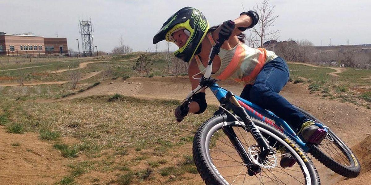 Women-only Level 1 MTB skills at Ruby Hill Bike Park Denver CO