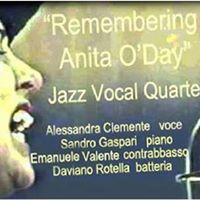 Remembering Anita ODay Jazz Vocal Quartet