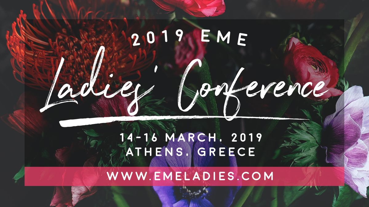 2019 EME Ladies Conference