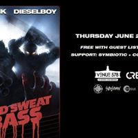 Create - Downlink &amp Dieselboy - Thursday 06.29.17 at Venue 578