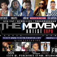 The Movement Artist Expo