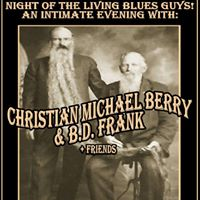 Christian Michael Berry &amp B.D. Frank at Superstition Meadery