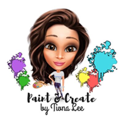 Paint and Create by Tiona Lee