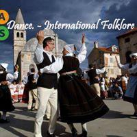 1st FAKS Dance - International Folklore Dances Festival