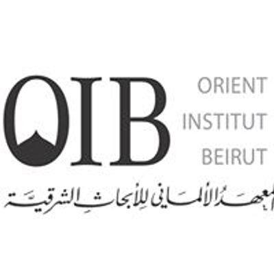 OIB Orient-Institut Beirut