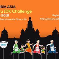Columbia Asia Mysuru 10K Challenge