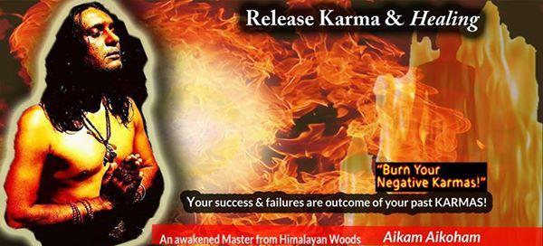 Release Karma and Healing