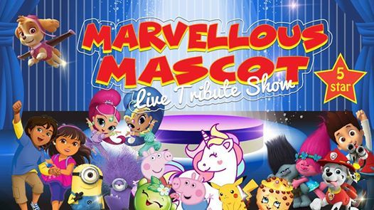 Marvellous Mascot - Waterford