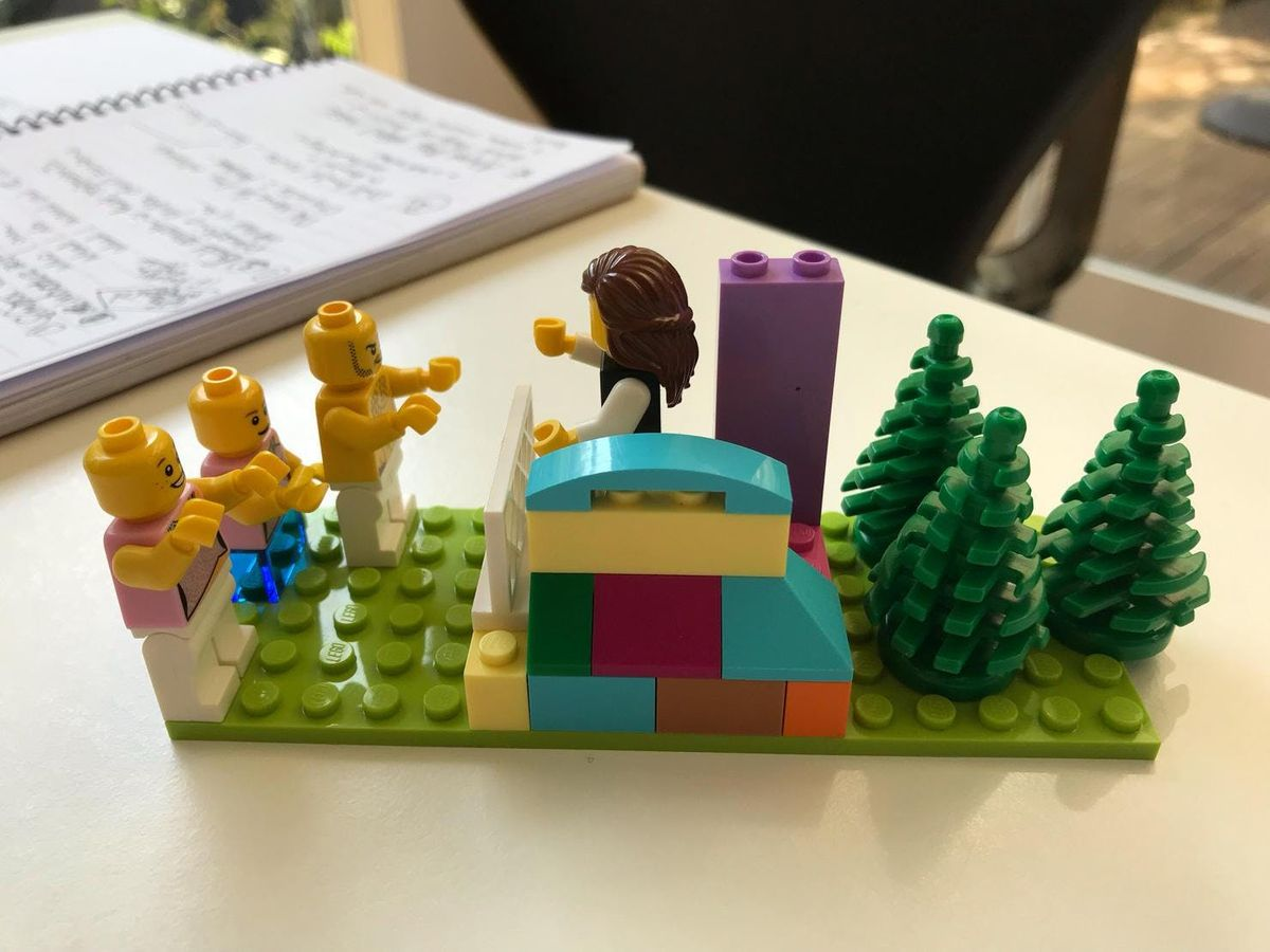 Facilitator Training in the LEGO Serious Play methodology - Adelaide