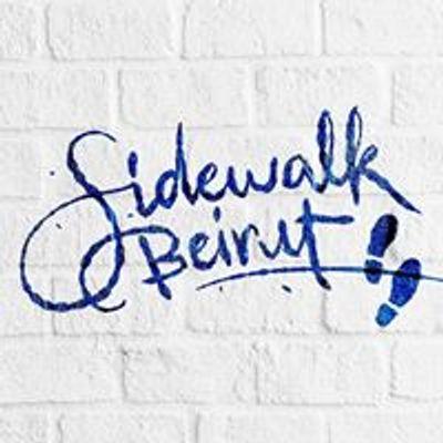 Sidewalk Beirut