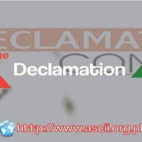 Declamation (EnglishUrdu) - ASCII 17