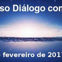 Contatos Extrafsicos - palestra no 26 Dilogo com o Universo