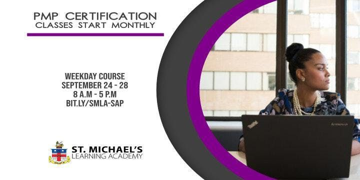 Weekday Project Management Professional (PMP) Certification ...