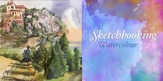 Easy Watercolour Sketchbooking