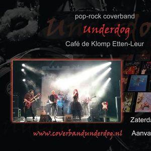 Underdog bij Caf de Klomp in Etten-Leur