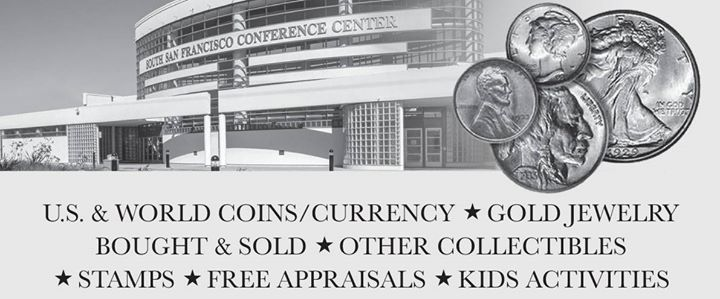 San Francisco Area Coin Stamp & Collectibles Show 2018