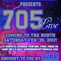 IceBurgh Invitational Performance League 705Live