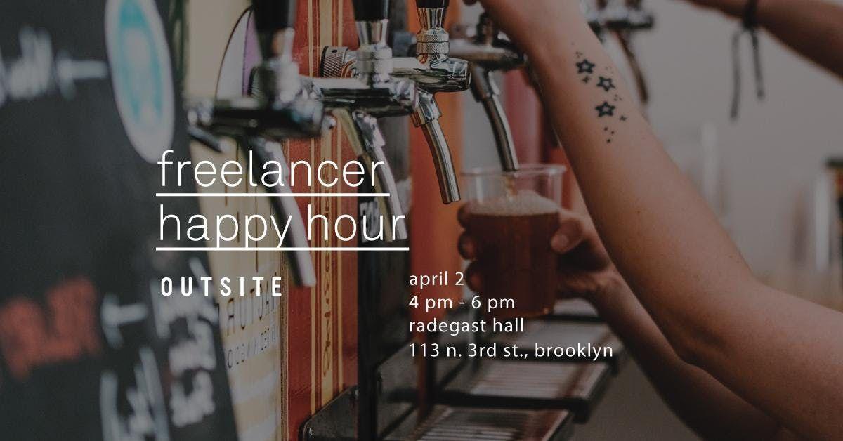 Freelancer Happy Hour NYC